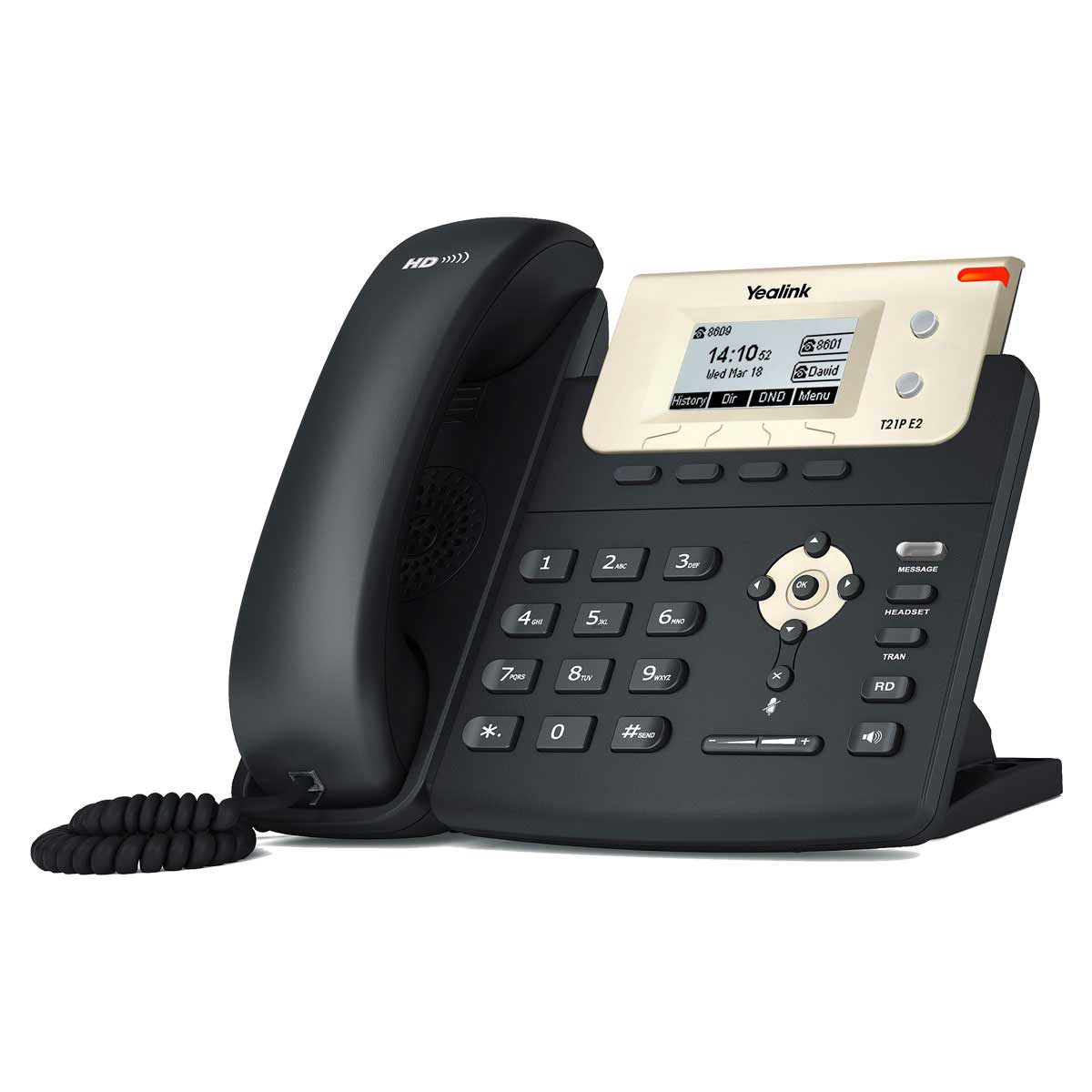Yealink SIP-T21P E2 Entry Level VoIP Phone